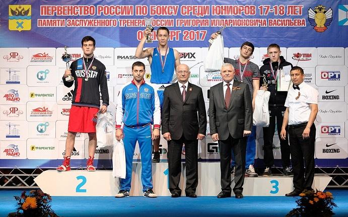 Юниорская сборная Петербурга завоевала золото главенства РФ побоксу— Санкт-Петербург