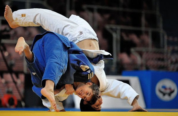 Челябинские дзюдоисты взяли 4 медали Всероссийских состязаний