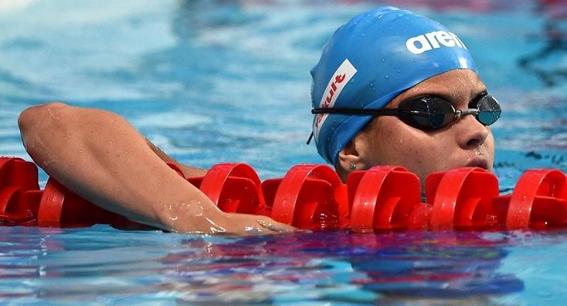 Пловчиха изОренбурга Мария Каменева одолела начемпионате РФ вКазани