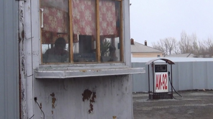 ВНовотроицке задержаны участники разбойного нападения наАЗС