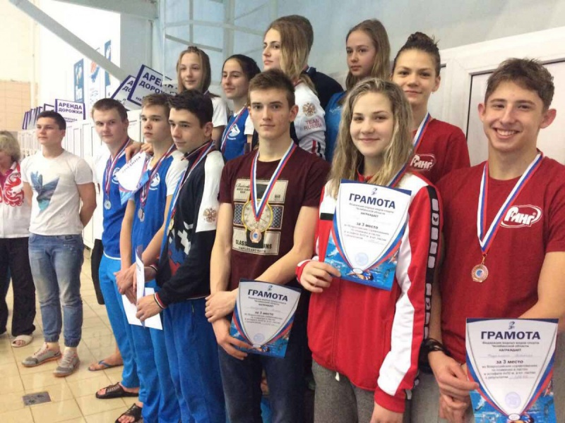 Пермячки взяли золотые медали навсероссийских соревнованиях поводному спорту