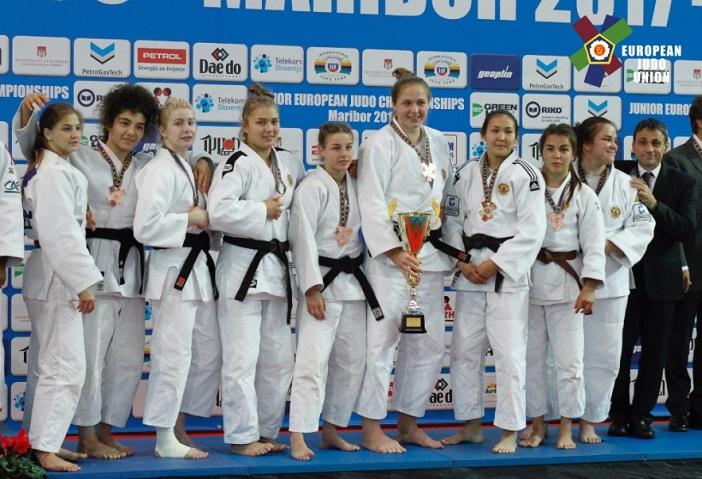 Самарские дзюдоисты завоевали серебро ибронзу напервенстве Европы до21 года