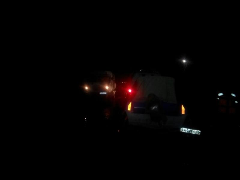 Практически 100 человек эвакуировано изсела Краснохолм под Оренбургом из-за угрозы подтопления