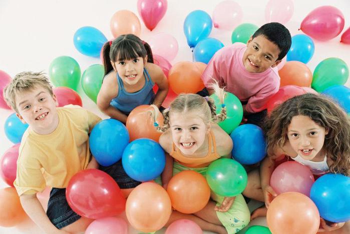 Радость у детей фото