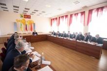 Губернатор провел совещание с главами муниципалитетов