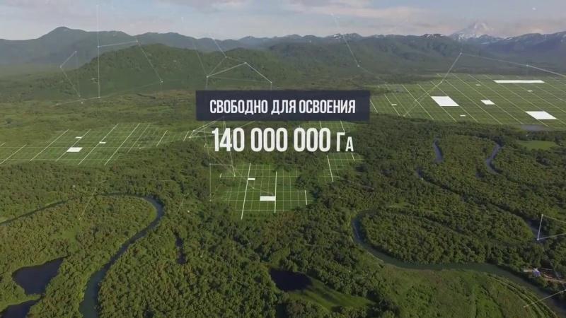 Практически 16 тыс. заявок надальневосточные гектары поступило вПриморье