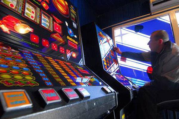 Деятельность казино и игровые автоматы