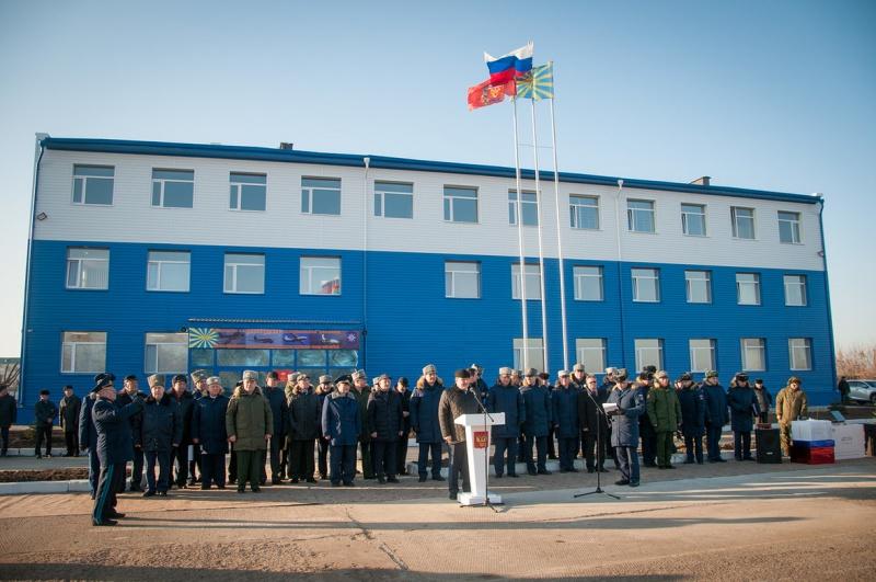 ВОренбурге сформирована дивизия военных летчиков