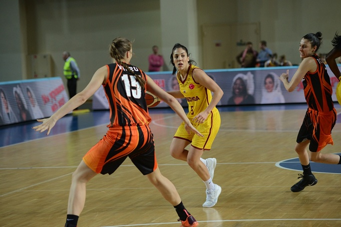 УГМК обыграл «Надежду» ивышел вфинал чемпионата Российской Федерации побаскетболу