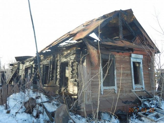 Студентка изОренбуржья наруках вынесла дедушку впроцессе пожара