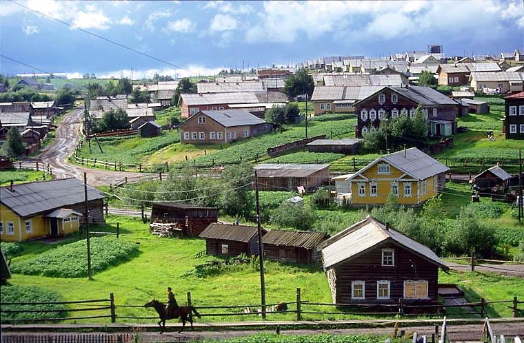 Для будущего российского села