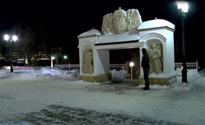 Воизбежание давки: вКрещенскую ночь вОренбурге организуют автобусы