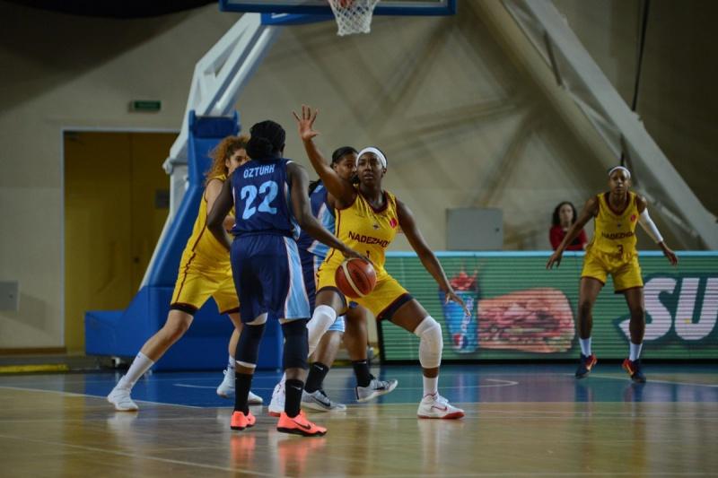 Баскетболистки УГМК обыграли «Авениду» вматче Евролиги