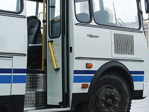 Маршрут автобуса 82 на карте Новокузнецка