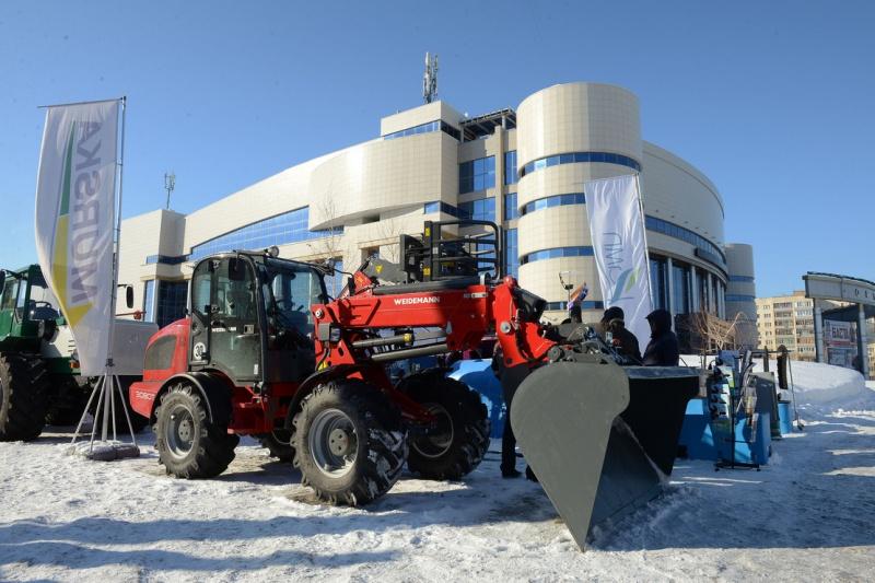 ВОренбурге открылась крупнейшая сельхозвыставка региона «Агро-2017»