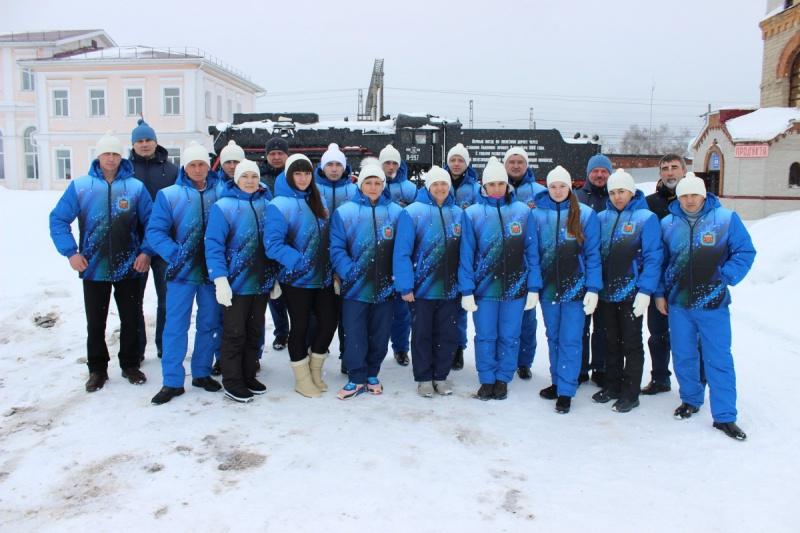 Тюменская команда защищает честь наВсероссийских сельских играх