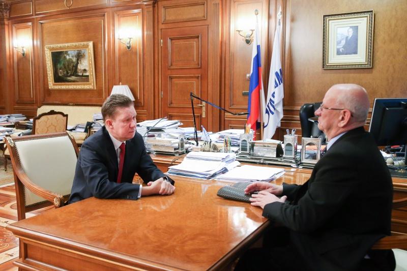 Оренбургская обладминистрация иГазпром продолжат сотрудничество