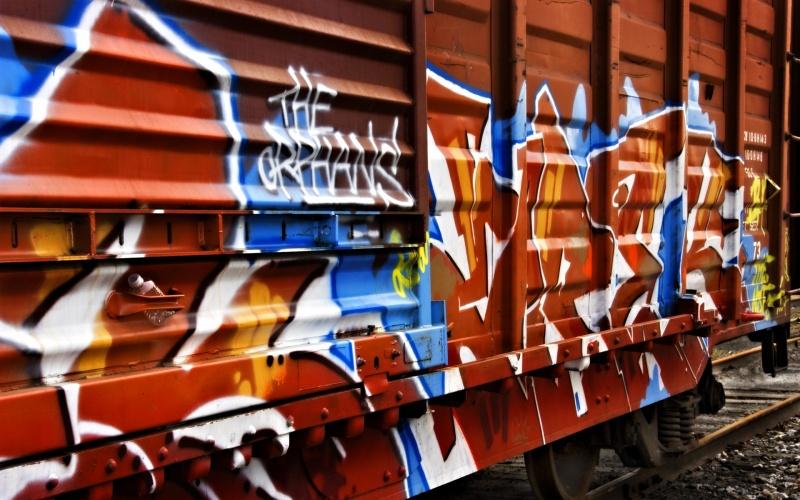 Картинка поезд с вагонами раскраска