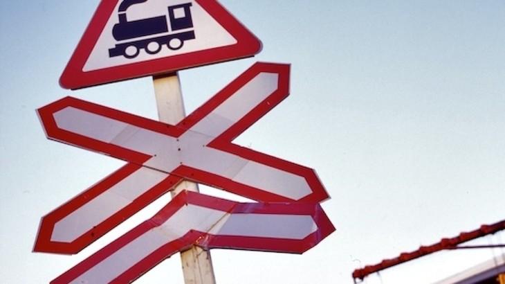 Под Оренбургом при столкновении степловозом скончался 23-летний шофёр Лада Granta