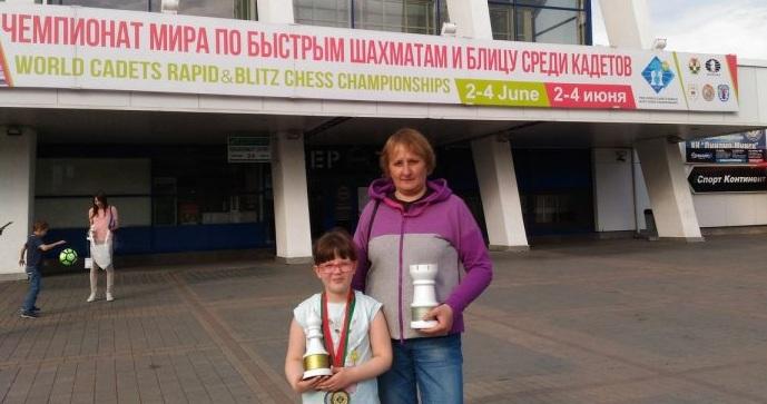 Молодая оренбургская шахматистка Анна Шухман стала чемпионкой мира