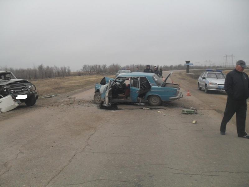 ВДТП наоренбургской трассе погибли двое пассажиров автомобиля «Жигули»