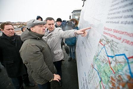 Обход Оренбурга разгрузит город оттранзитного транспорта— Александр Полухин