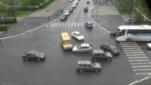 ВОренбурге напроспекте Победы случилось сразу два ДТП