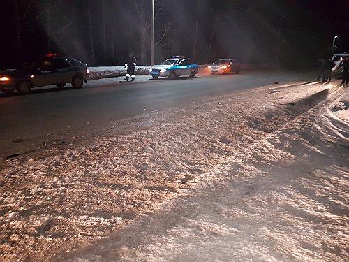 ВШарлыкском районе шофёр  сбил пенсионера насмерть иуехал