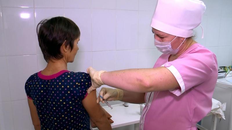 ВКемеровской области продолжается вакцинация отгриппа