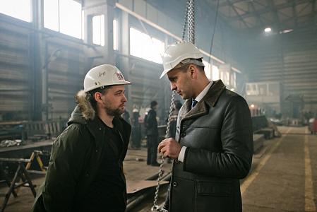 Денис Паслер посетил Тюльганский машиностроительный завод
