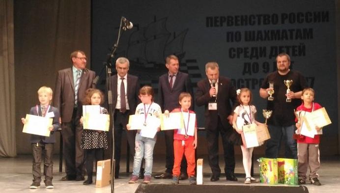 Молодая нижегородка Вероника Шубенкова стала двукратной победительницей главенства мира пошахматам