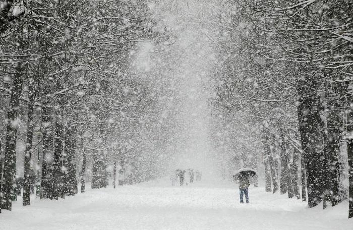 МЧС предупреждает оренбуржцев оснежном циклоне вближайшие сутки