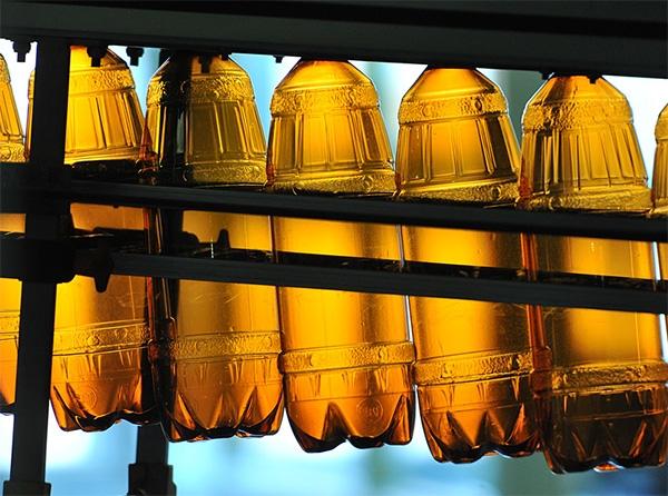 В РФ запрещена продажа пива впластиковых бутылках