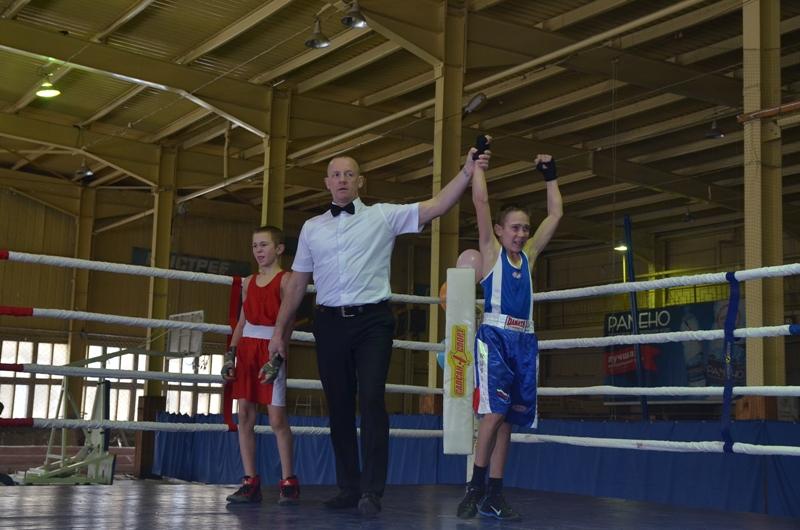 В Бугуруслане прошли соревнования по боксу